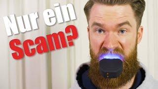 Saubere Zähne in 45 Sekunden | HiBrush Rezension | Schallzahnbürste, Zahnpflege