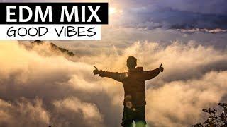 EDM MIX 2018 - Good Vibes   Dance Future House & Progressive Music