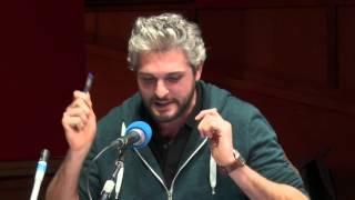 Contre-feu à voile ou en barrettes - la drôle d'humeur de Pierre-Emmanuel Barré