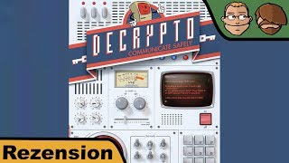 Decrypto - Brettspiel - Review