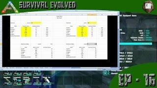 ARK: Survival Evolved   How Dino Breeding Stats Work   Series Z   EP