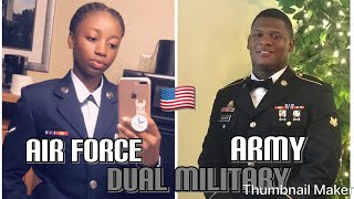 Interview With A Dual Military Couple
