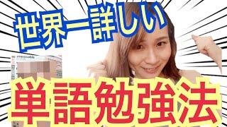 【英語独学勉強法】定番の覚え方+αで全然変わった!