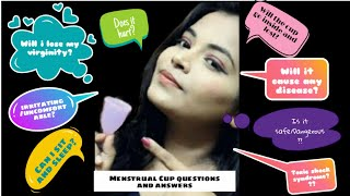 Menstrual Cup Ques N Ans | In Depth Talk | Detailed Video | Menstrual Cup Guide | Keerthi Shrathah