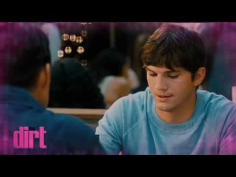 Ashton Kutcher naked in bed with Natalie Portman - The Dirt TV