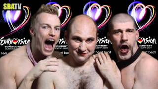 SBA TV: Eurovision Song Contest 2011 Party! Bet! Go Crazy With Eurovision Germany!