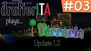 preview picture of video 'Terraria 1.2 - Episode 3: Basic Caving'