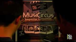 MUSICIRCUS da un'idea di John Cage - a cura di Gianni Lenoci [ExMacello di Putignano - 8 sett 2012]