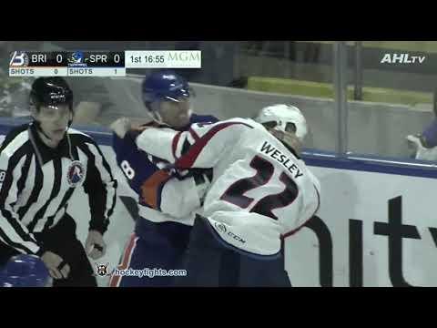 Josh Wesley vs. Erik Brown