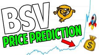Bitcoin SV (BSV) Price Prediction 🚀🤑 [March 2021]