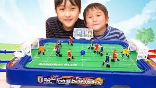 サッカー盤 ロックオンストライカー【かとちゃん】
