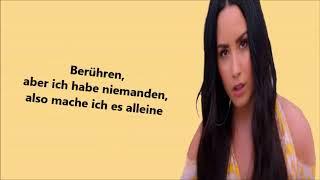 Clean Bandit   Solo Feat. Demi Lovato (Deutsche Übersetzung)