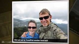 preview picture of video 'Hiking To Gunung Jasar Brad.leah's photos around Tanah Rata, Malaysia (hikers blog in malaysia)'