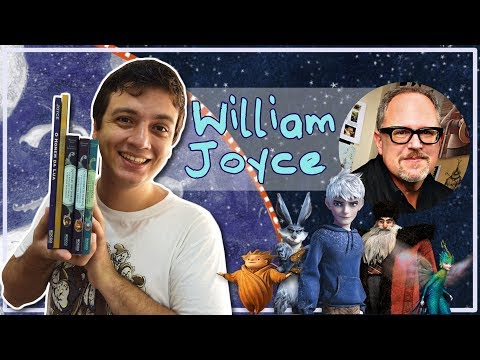 ESPECIAL LUAGUITO: William Joyce e os Guardiões da Infância | #Iago