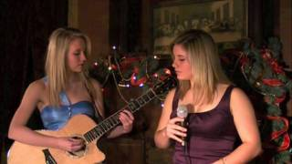 Christmas Song - Mary Did You Know Acoustic Cover - Emily & RachelBt - guitarrx3girl