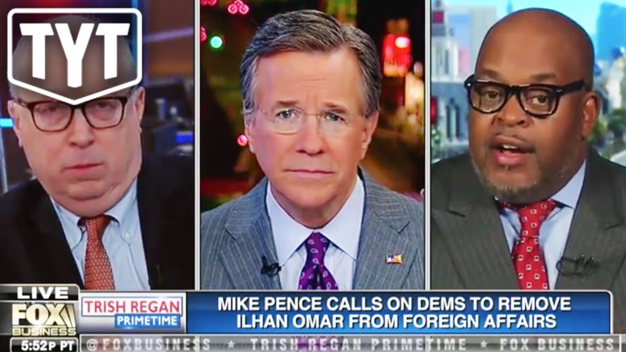 Fox Hosts Fearmongering Against Ilhan Omar thumbnail