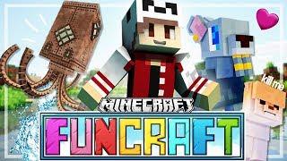 The Fun Begins! | Ep. 1 | FunCraft Minecraft