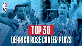 Derrick Rose's UNREAL Top 30 Plays!