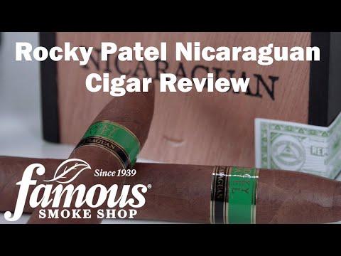 Rocky Patel Nicaraguan video