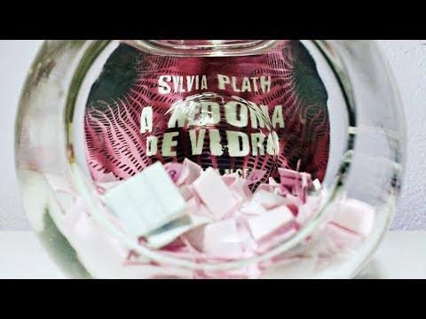 A Redoma de Vidro - Sylvia Plath | Pensar ao Ler