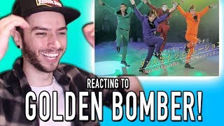 REACTING TO GOLDEN BOMBER!