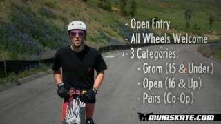 The Downhill Disco Competition | MuirSkate Longboard Shop