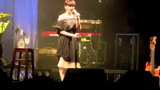 """ARISA: """"Sincerità"""" live @ Milano"""