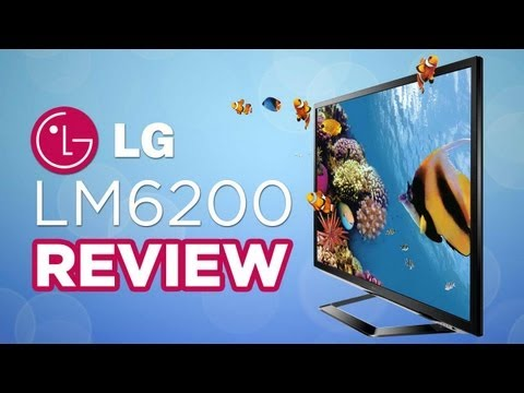 HDTV with a WiiMote: Robert Finds One Major Flaw with LG's LM6200, and It's Not Motion Sensing!
