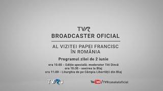 Papa Francisc în România - Vizita Pe Câmpia Libertăţii Din Blaj | LIVE (@TVR1)