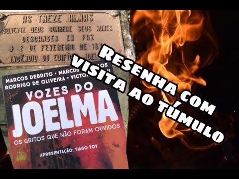 AS VOZES DO JOELMA   COM VISITA AO TÚMULO