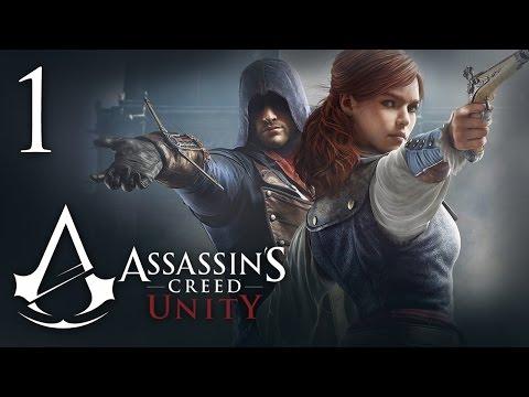 Assassin's Creed: Unity - Прохождение на русском [#1]