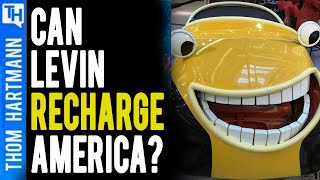 How America Creates a Network of EV chargers (w/ Rep. Andy Levin)