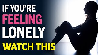 If You're FEELING LONELY Use These 6 SECRETS To FIND YOURSELF| Jay Shetty