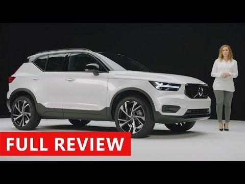 2018 Volvo XC40 Review - Amazing New SUV Crossover !!