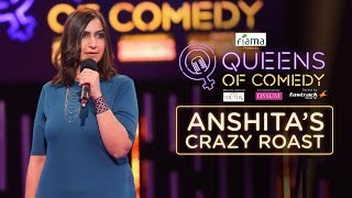 Roasted By Anshita | Why did Varun's girlfriend break up with him?