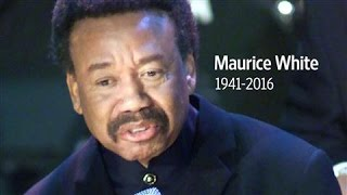 Earth Wind & Fires Founder <b>Maurice White</b> Dies