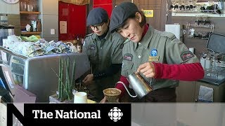 Olympics threaten South Korea's coffee culture