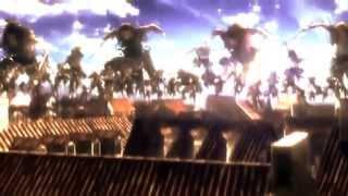 Shingeki No Kyojin - AMV - In The End