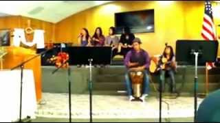 """""""God is All Around"""" (Unplugged) - In Harmony"""