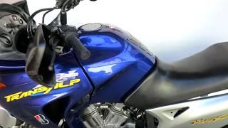 Motocicleta Honda Transalp 650cc 52CP