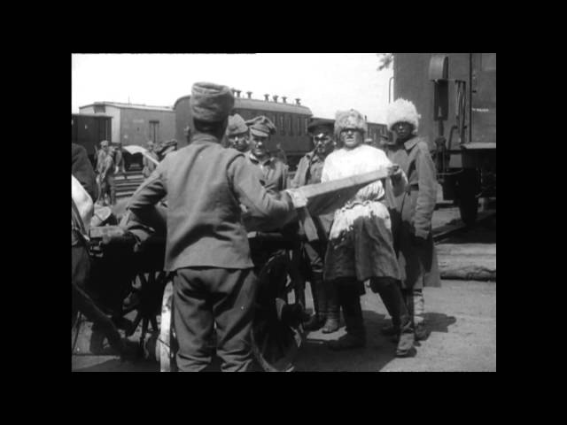 Россия до революции 1917 года. Видео съемки начало XX века