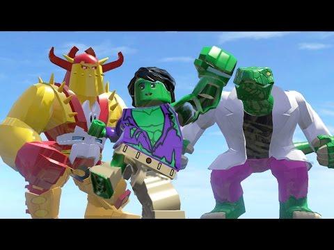 Lego Marvel Kurse