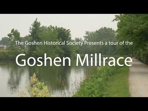 Goshen Millrace Walking Tour Video