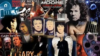 BBM  Gary Moore ~  Naked Flame HQ