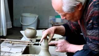 Tokoname Master Craftsman - Hokujo (Genji Shimizu) 伝統工芸士 清水源二