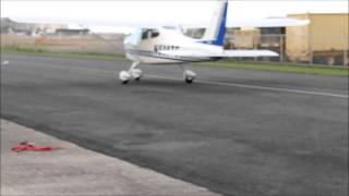 tecnam p92 landing - मुफ्त ऑनलाइन वीडियो
