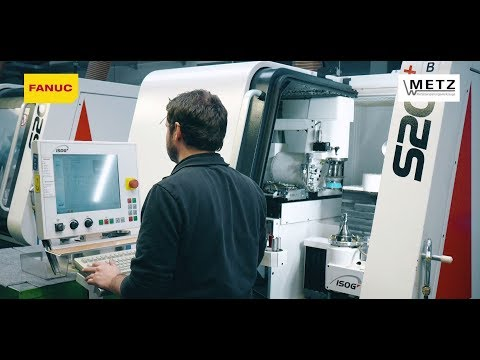 FANUC Success story: Metz Metallzerspanungswerkzeuge