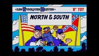 S05E02 : Y'a pas qu'Amstrad dans la vie! : North and South!