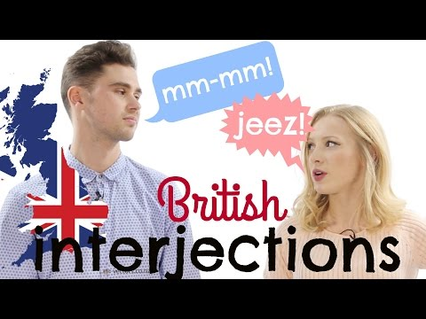 10 British English Interjections