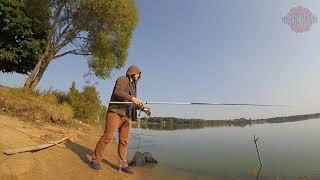 Рузское водохранилищ отчет о рыбалке